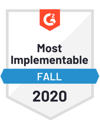 G2 Most Implementable Fall