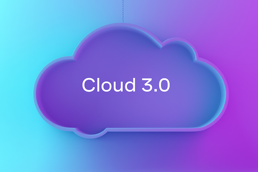 image that represents Cloud 3.0