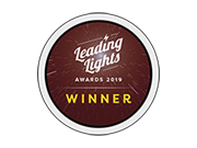 leading lights awards 2019 winner logo